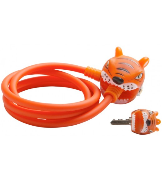 Замок Orange Tiger 2017 New (оранжевый тигр) Crazy Safety